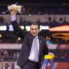 Mike Krzyzewski at www.jimburson.com blog post - Want to Win an NCAA Title? Change Your Name!