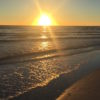 Ahh, Siesta Key beach at sunset. Comfort! Now add an I.