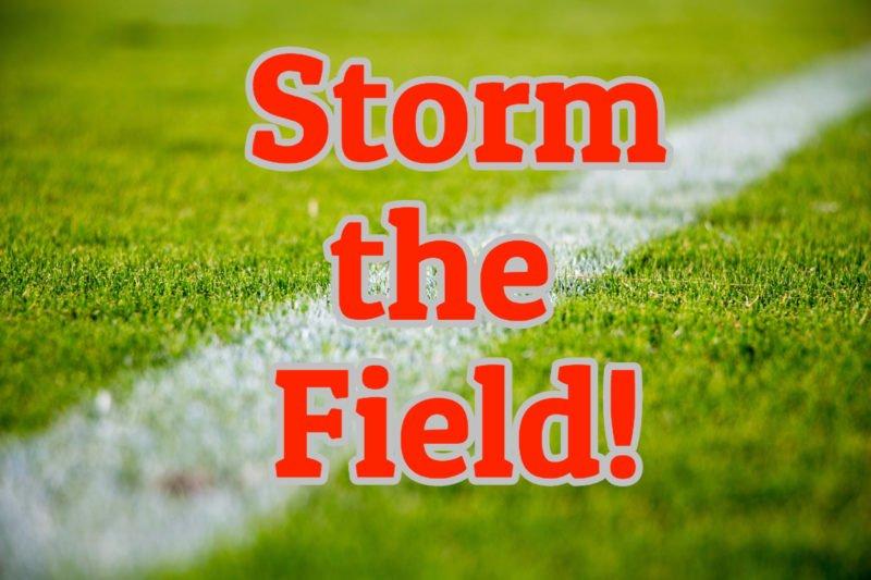 Jim Burson blog; Storm the Field: The Coaching Connection; www.JimBurson.com