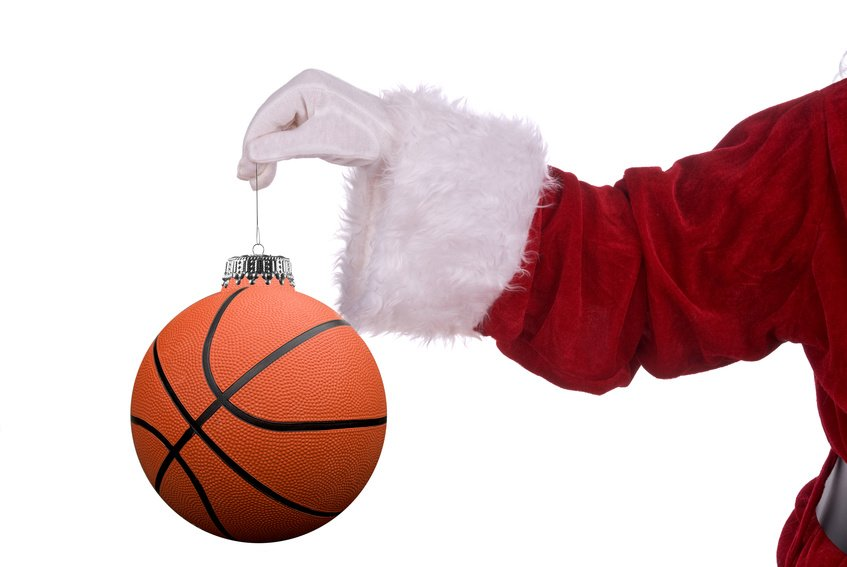 Holiday season means holiday tournaments. Do you need change? Jim Burson blog: www.jimburson.com