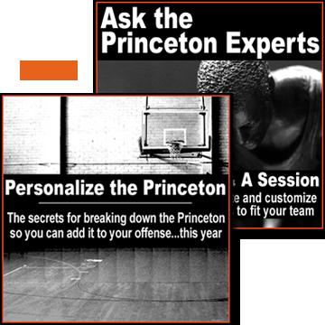 Jim Burson's Coaching Essentials: Personalize the Princeton 2in1MasterClinics