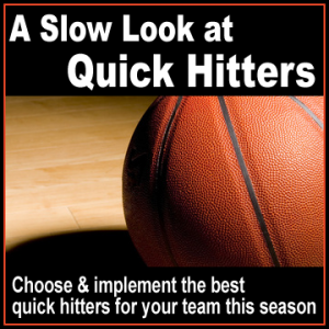 Jim Burson's Coaching Essentials: A-slow-look-at-quick-hitters