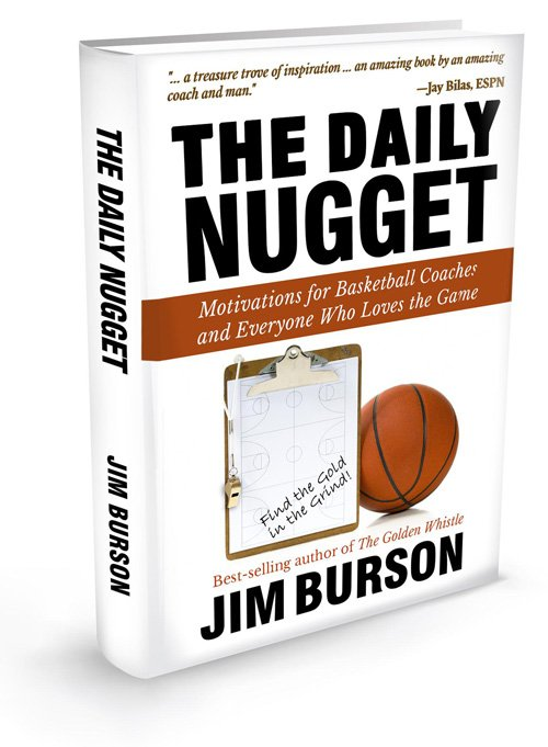 """The Daily Nugget"" by Jim Burson. http://amzn.to/1xQWn3S"